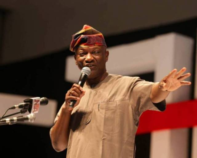 Jimi Agbaje has called for more support after members of the Accord Party pledged support to him at a political mixer on Thursday, December 20, 2018. (Punch)