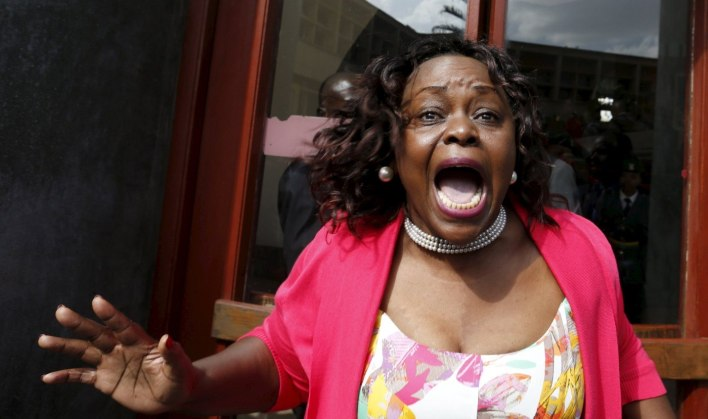 ElectionsKE Details emerge on the politician who ordered burning of Millie Odhiambo's house [ARTICLE] - Pulse Live Kenya