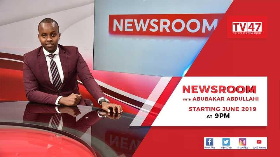 TV47 appoints News anchor Abubakar Abdullahi as their new CEO