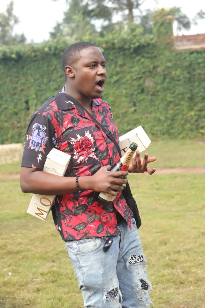 Exclusive Photos: Fireworks, glitz & glamour as Murathe's son DWG turns 28 in style