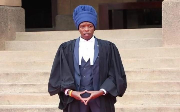 Mathenge Mukundi, a practicing Rastafarian