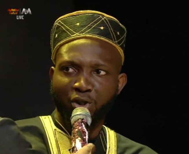 For Tuoyo he was shocked at some of the housemates who got him nominated for the eviction but thanked everyone for their support all through his stay at the show [Twitter/BBNaija]