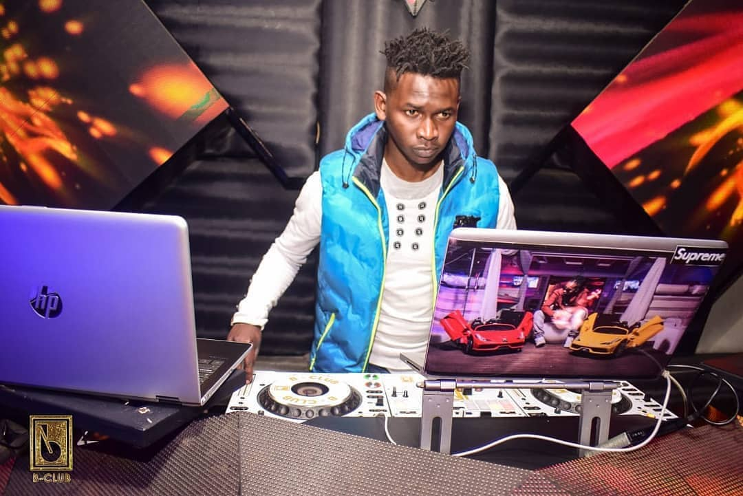 File Image of DJ Evolve at Work