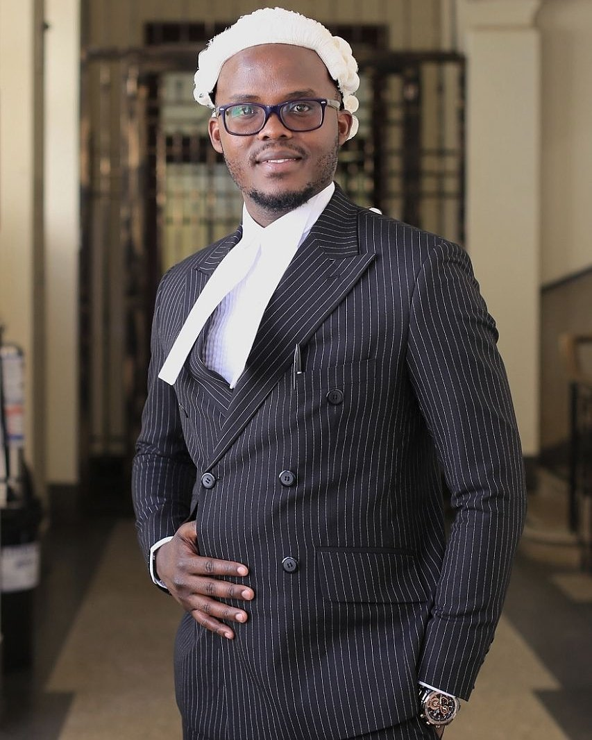 Nairobi lawyer Robi Chacha who is planning to draft a recall petition against Embakasi East MP Babu Owino