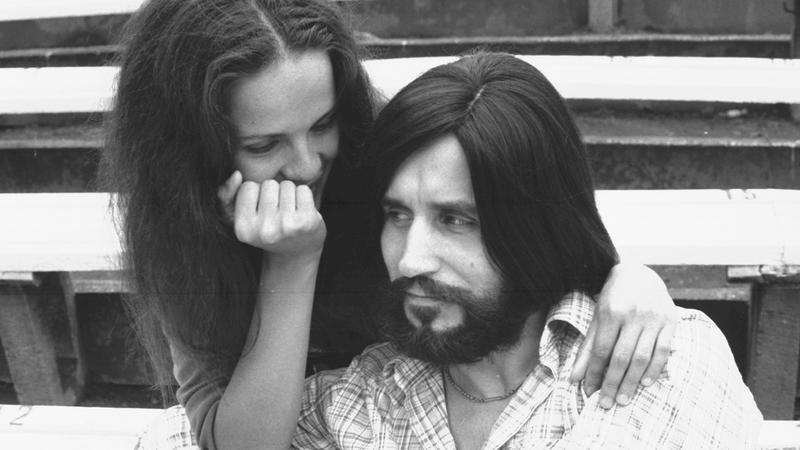 Małgorzata i Czesław Niemen w 1979 roku