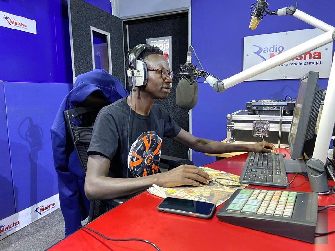 MCA Tricky quits Radio Maisha, to replace Jalang'o at Milele FM