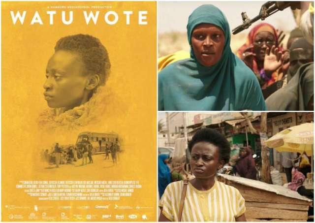 Watu Wote. Kenyan movies that won the hearts of Kenyans