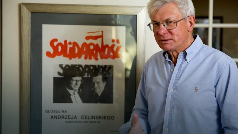 Andrzej Celinski, fot. demokraci.pl