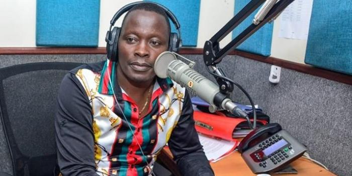 Sacked Kameme FM presenter Moses Kanyira pens down an open letter to President Uhuru