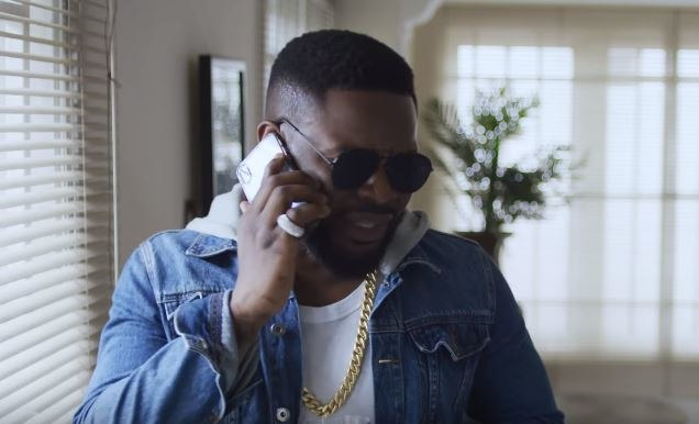 Falz gives an unsteady performance in 'Chief Daddy'