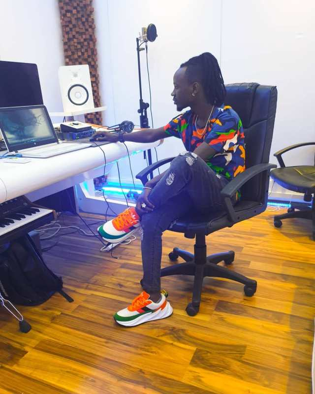 Diamond's Producer explains why he cannot work with Harmonize after exiting WCB