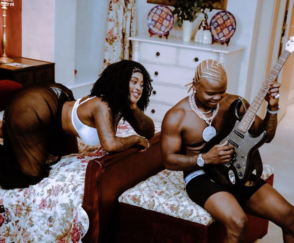Harmonize and wife Sarah Michelotti unfollow each other as ...