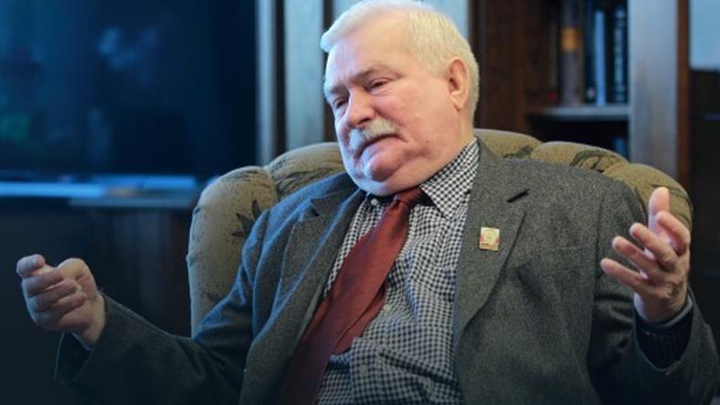 Naprawdę jestem pod wrażeniem geniuszu Lecha Wałęsy!