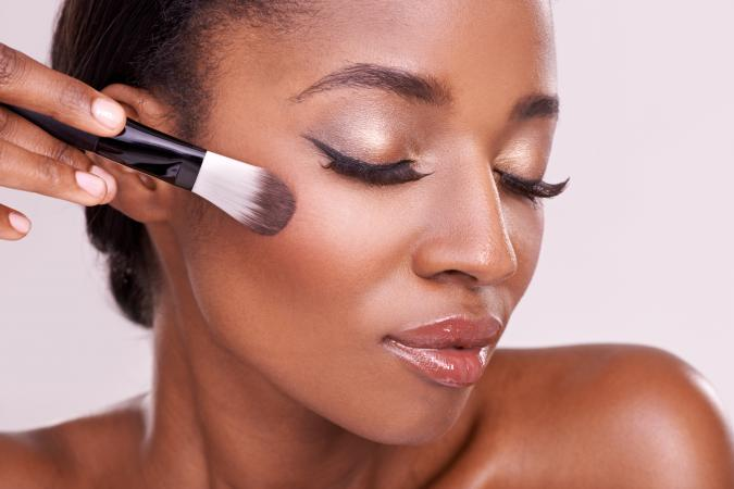 Making sure your foundation looks natural