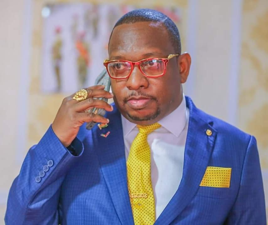 File image of Nairobi Governor Mike Sonko