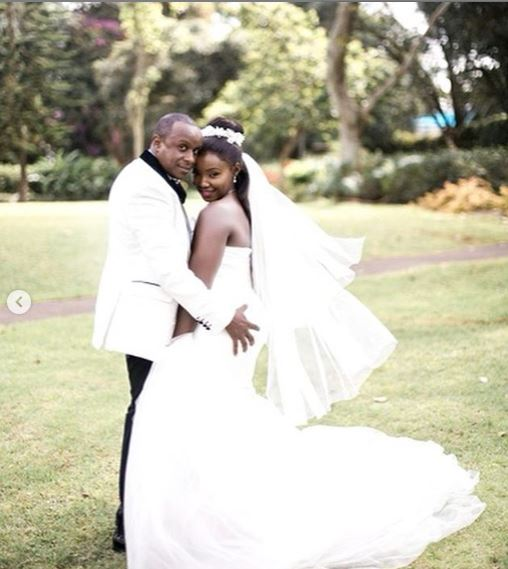 Kate actress showers hubby with this sweet message on wedding anniversary
