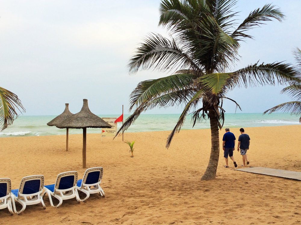 Benin has some of the most beautiful beaches in West Africa [The ajala bug]
