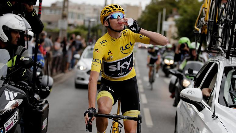 Tour de France: Christopher Froome wygrał po raz czwarty - Kolarstwo