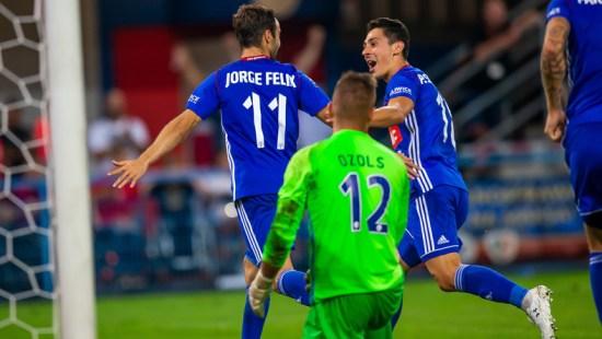 Image result for Riga FC Piast Gliwice 2019