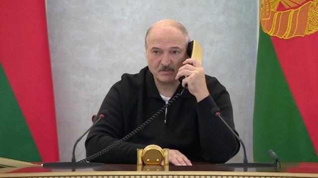 Białoruś. Łukaszenko do Polski i Litwy: pokażemy wam, co to są sankcje