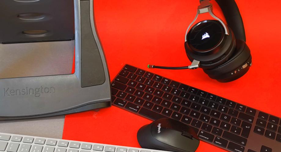 ratgeber homeoffice maus tastatur