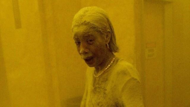 11 września 2021: zdjęcie Marcy Borders z WTC obiegło świat. Historia Dust Lady