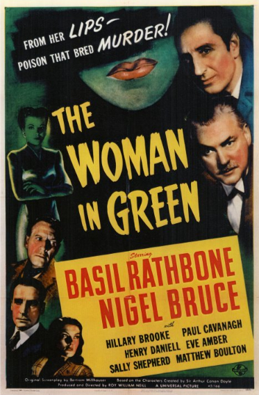 WomanGreen