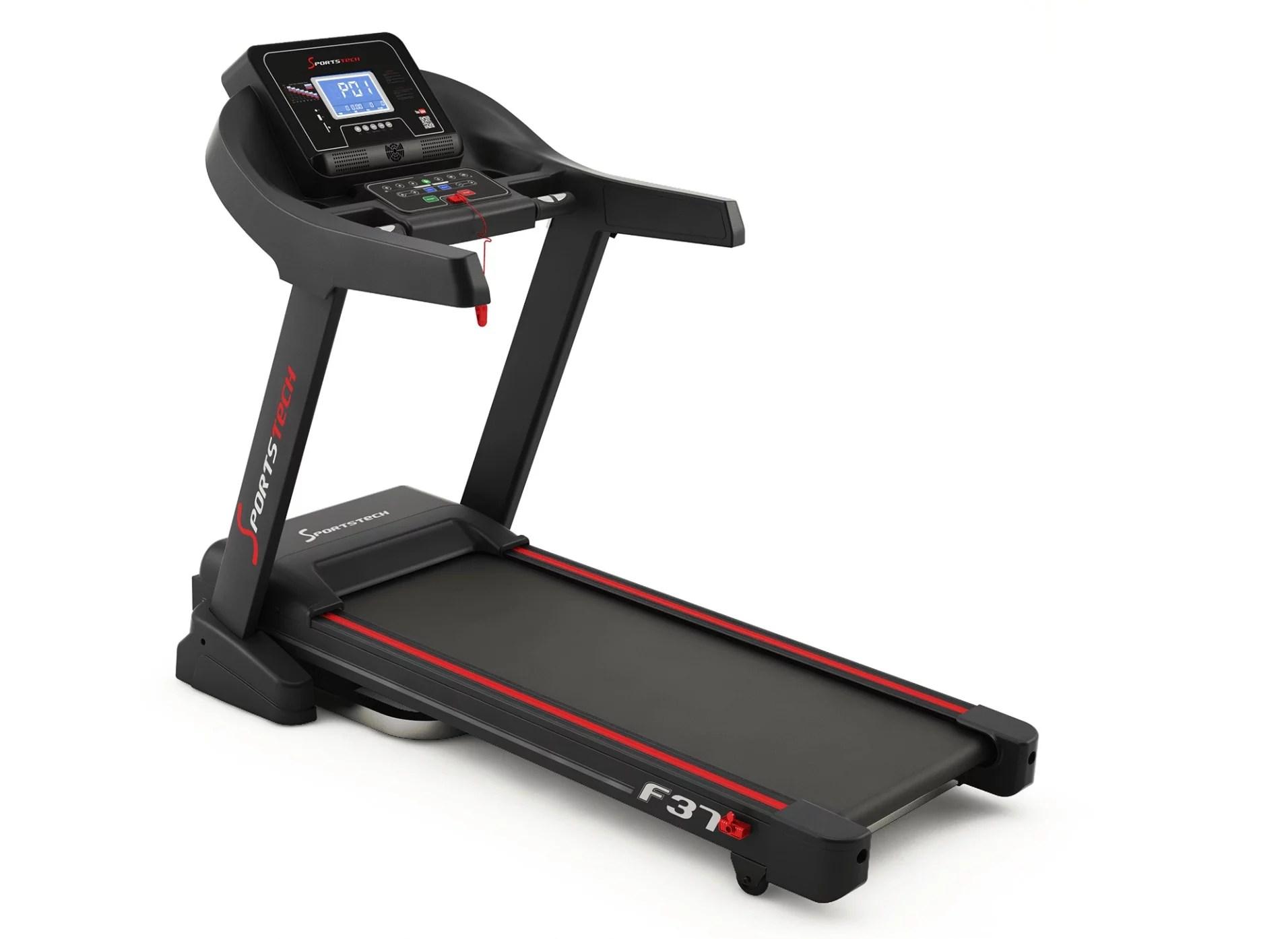 tapis de course professionnel sportstech f37 votre allie pour la perte de poids