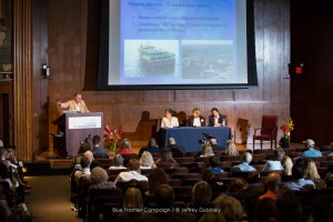 Blue Vision Summit panel on Offshore Oil