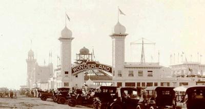 Wonderland Entrance, c. 1913