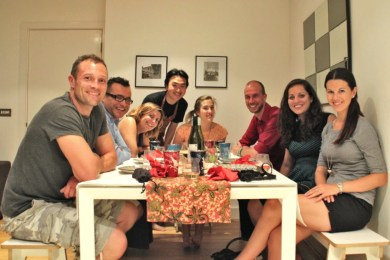 Travel Bloggers Supper Club