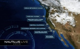 The 2016 exploration schedule. To learn more about each location, visit http://nautiluslive.org/expedition/2016 .