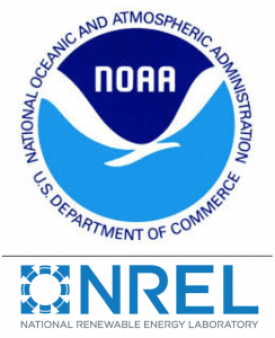 National Oceanic and Atmospheric Administration; National Renewable Energy Laboratory.