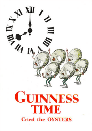 Figure 1: Guinness ad from the 1930s. Source: Brookston Beer Bulletin
