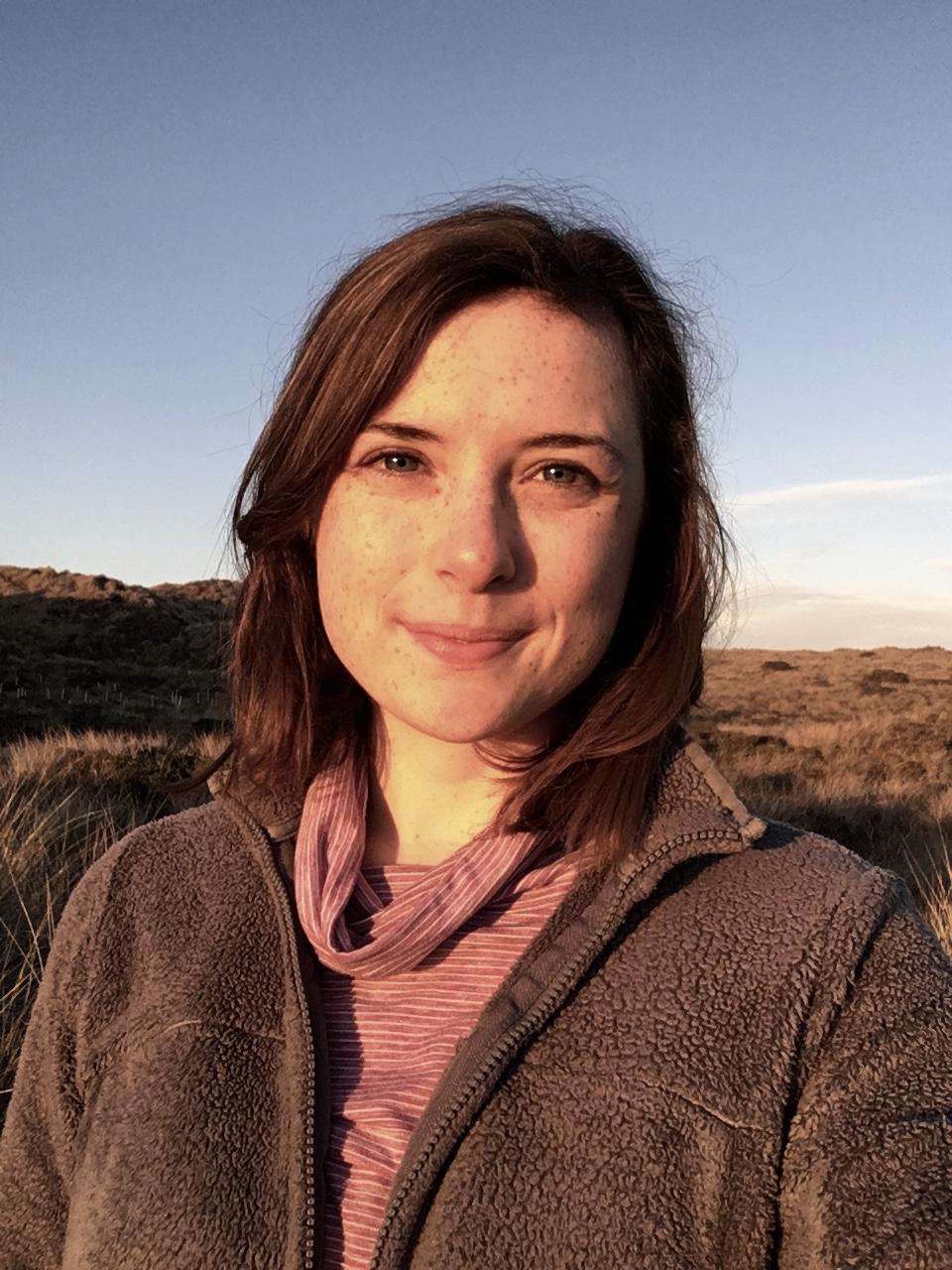 Bio image of Ellie Oldach