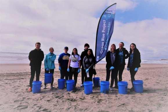 environmental news blog and volunteer events