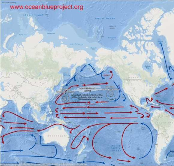 <strong>Ocean Garbage Patch Gyre Of The Pacific Ocean</strong>
