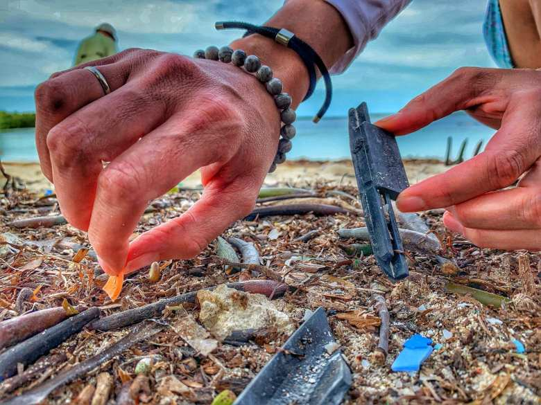 Microplastics The Main Cause of Ocean Pollution