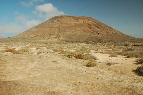 One of the Volcanic Cones
