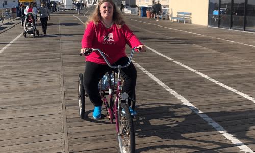 Bikes for rent in Ocean City NJ