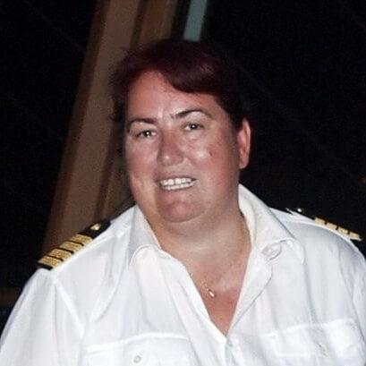 Bärbel, Chief Officer