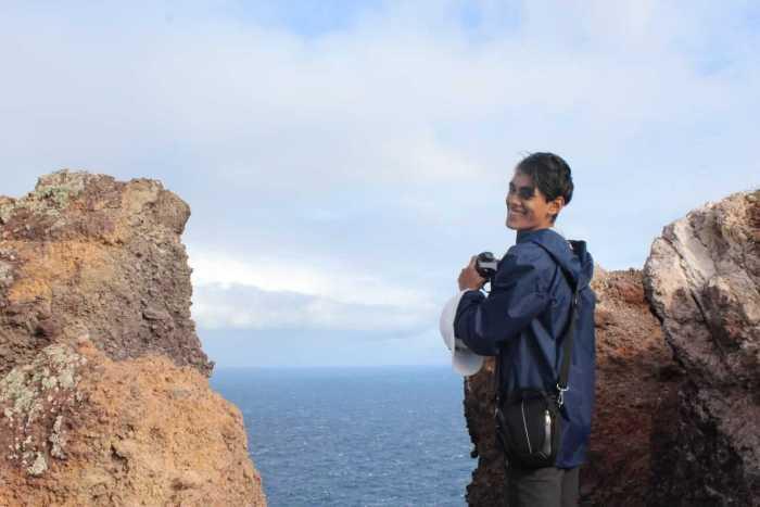 Karun auf Madeira