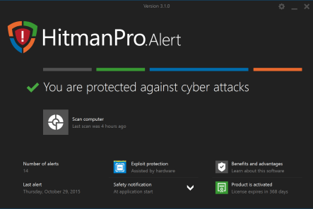 HitmanPro 3.7.11 Build 849 Crack Free Download Full Version 2020