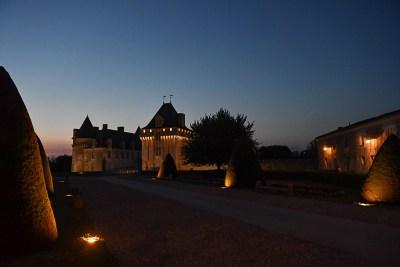 photographe mariage chateau de la rochecourbon