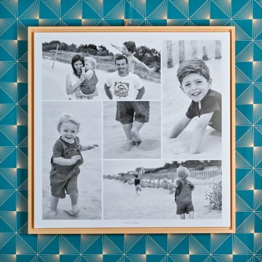 cadre photo - cadeau - photographe La Rochelle