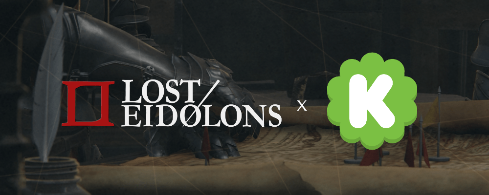 Lost Eidolons Kickstarter Banner