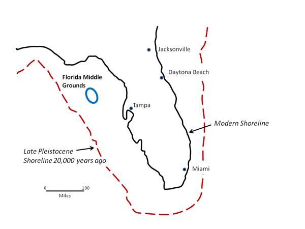 NOAA Ocean Explorer: Submerged New World: Florida's ...