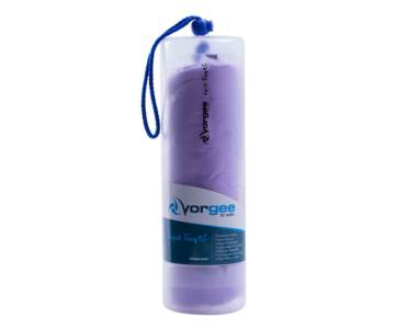 Vorgee Aqua Towel Purple