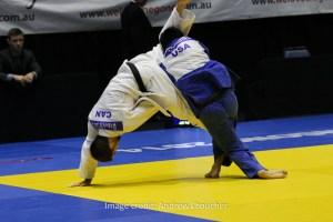 OJU Oceania Open Judo - Andrew Croucher (3)