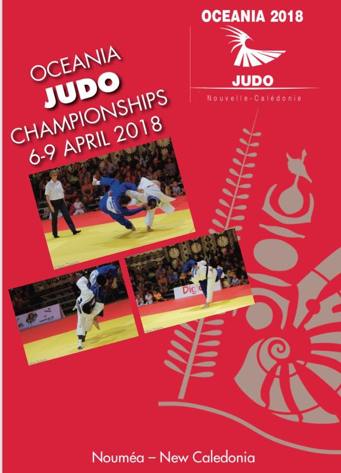 2018 OJU Championships in Noumea, NCL